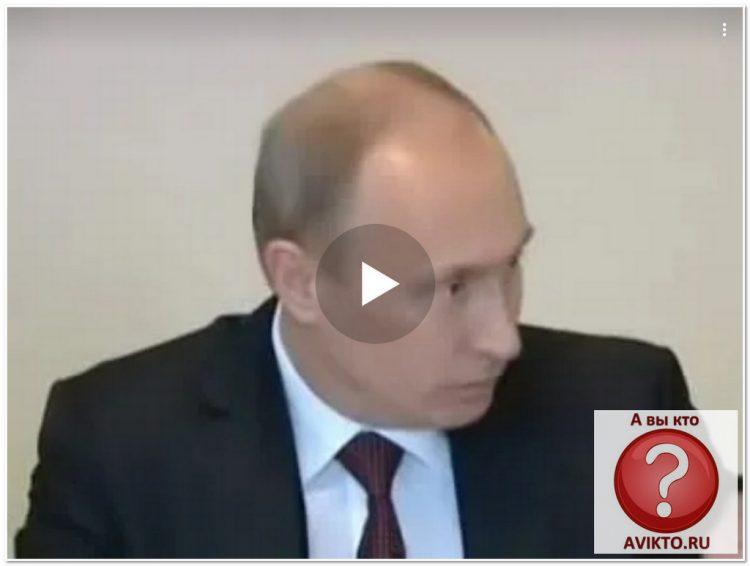 Шевчук ДДТ - Шевчук и Путин - смотреть видео диалога- AVIKTO.RU