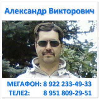 Александр Викторович - Контакты - Телефоны - Какой сайт создать - Цели намерения