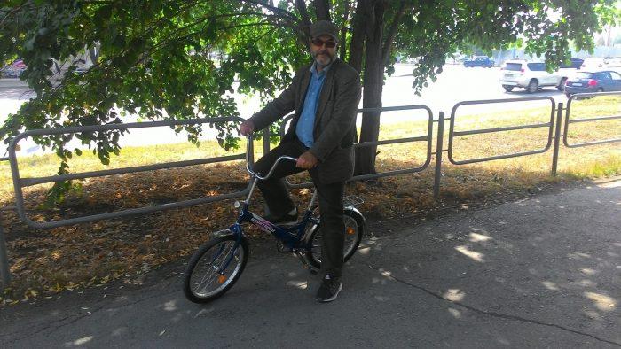 Велосипед Novatrack Пегас - Александр Викторович - Запись Отец обижен
